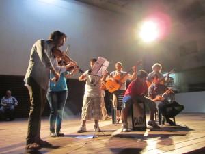 Concerto a Jenin