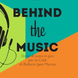 copertina behind the music 2016