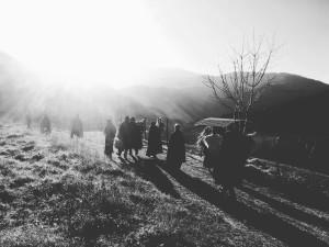 Pasquella a Massa foto amedeo santolini